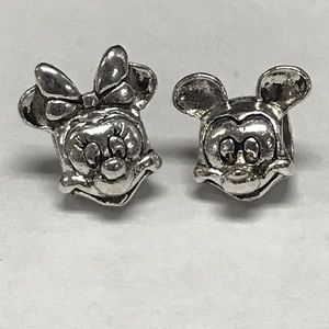 💕SALE💕Pandora💕 Disney Mickey Minnie charm beads
